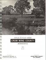 Title Page, Crow Wing County 1972